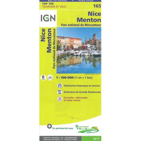 TOP100: 165 Nice - Menton - Parc National du Mercantour