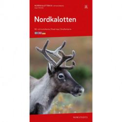 Nordkalotten : Bil- och turistkarta, Travel map, Reisekarte: Bil- och turistkarta, Travel map, Reisekarte