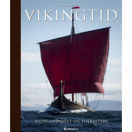 Vikingtid : motstandsrett og folkestyre: motstandsrett og folkestyre