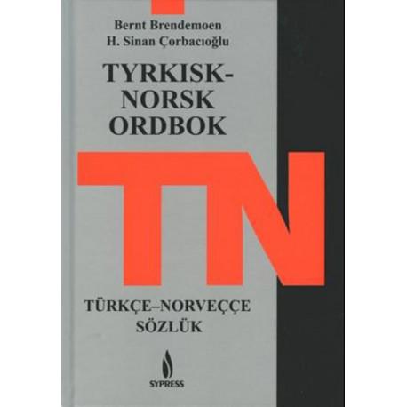 Tyrkisk-norsk ordbok - Türkce-norvecce sözlük