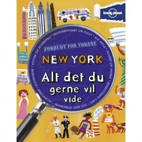 New York - Alt Du Gerne Vil Vide