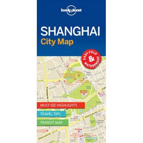 Shanghai City Map