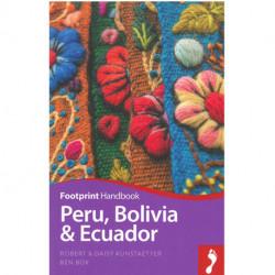 Peru, Bolivia & Ecuador Handbook