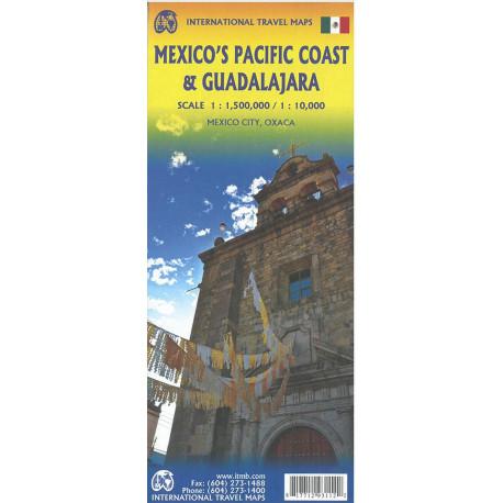 Mexico´s Pacific Coast & Guadalajara