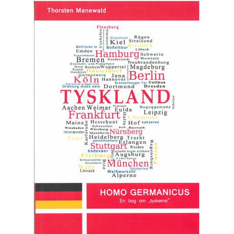 Homo germanicus: en bog om ´tyskerne´