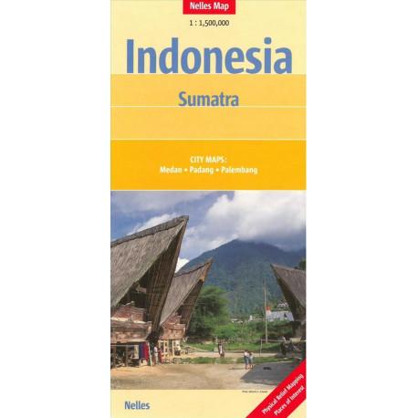 Nelles Map Indonesia: Sumatra