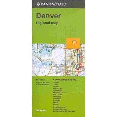 Denver Regional Map