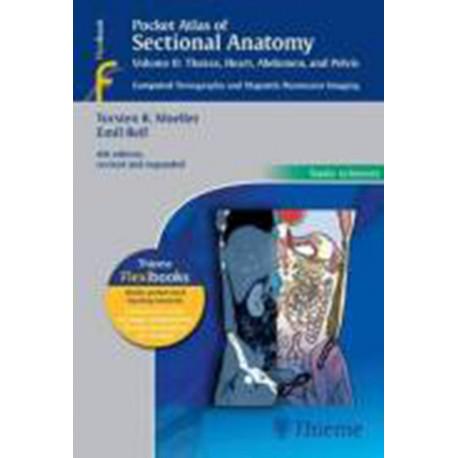Pocket Atlas of Sectional Anatomy: Thorax, Heart, Abdomen and Pelvis