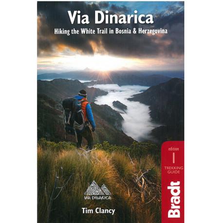 Via Dinarica: A mega hiking trail through the Dinaric Alps from Slovenia to Albania