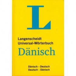 Dänisch - Langenscheidt Universal-Wörterbuch