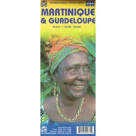 Martinique & Guadeloupe