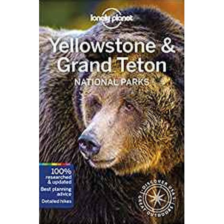 Yellowstone & Grand Teton National Parks, Lonely Planet