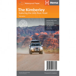 The Kimberley: Featuring the Gibb River Road