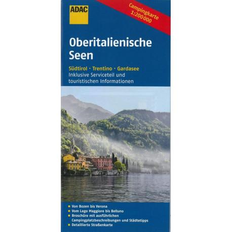 Oberitalienische Seen: Südtirol Trentino Gardasee
