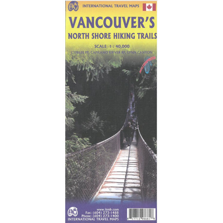 Vancouvers Northshore Hiking Trails & Fraser Valley