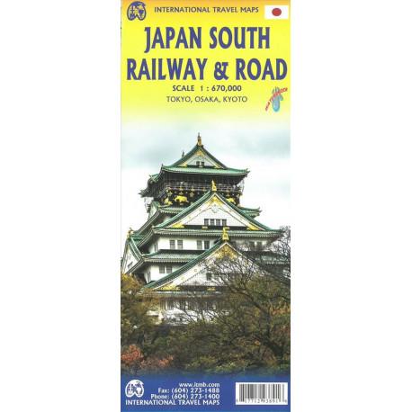 Japan South Railway & Road