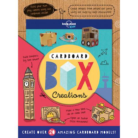 Cardboard Box Creations: Create over 20 amazing cardboard models!