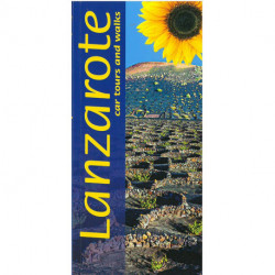 Landscapes of Lanzarote: Car Tours and Walks
