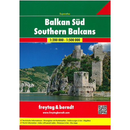 Superatlas Southern Balcans