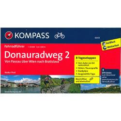 Donauradweg 2: Passau über Wien nach Bratislava