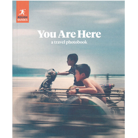 You Are Here: a travel photobook