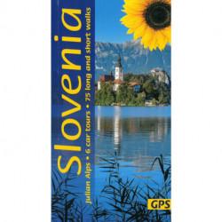 Slovenia: Julian Alps, 6 Car Tours, 75 Long and Short Walks