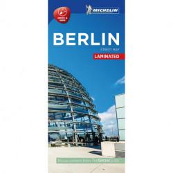 Berlin Street Map: Laminated