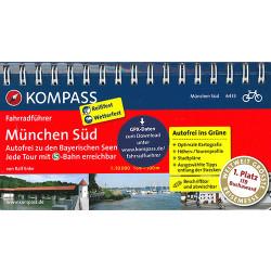 München Süd: Autofrei zu den Bayerischen Seen