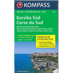 Korsika Süd - Corse du Sud