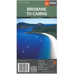 Brisbane to Cairns: Via the Bruce Highway