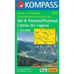 Fleimstal/Val di Fiemme/Catena di lagorai