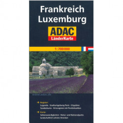 Frankreich Luxembourg