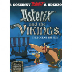 Asterix and the Viking: The Book of the Film