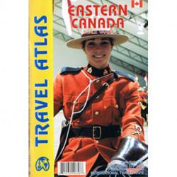 Eastern Canada Travel Atlas