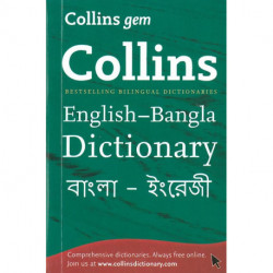 Collins English-Bangla, Bangla-English