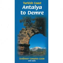 Turkish Coast: Antalya to Demre