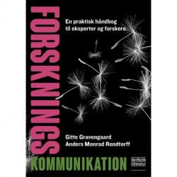 Forskningskommunikation: En praktisk håndbog til eksperter og forskere