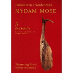 Nydam Mose: Die Schiffe