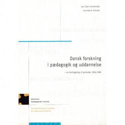 Dansk forskning i pædagogik og uddannelse: en kortlægning af perioden 1994-1999
