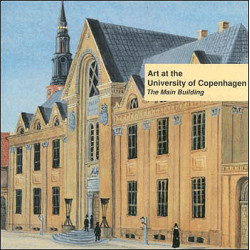 Art at the University of Copenhagen, The main building