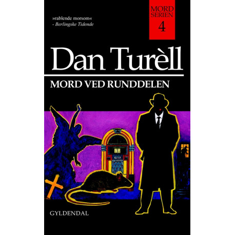 Mord ved Runddelen: kriminalroman