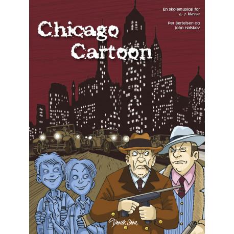 Chicago Cartoon: Skolemusical for 4.-7. klasse