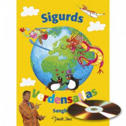 Sigurds Verdensatlas: Sangbog