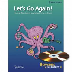 Let´s Go Again: Boysens Musiktime 2