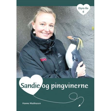 Sandie og pingvinerne
