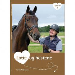 Lotte og hestene