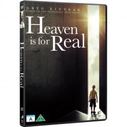 Heaven is for Real DVD: ´Himlen findes virkelig´ filmatiseret