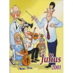 Julius tegninger: Julius tegninger 2001, 23. årgang