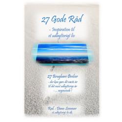 27 Gode Råd - Inspiration til et Udbytterigt Liv: 27 Brugbare Øvelser  - der kan gøre dit næste år til det mest udbytterige år - ... nogensinde !