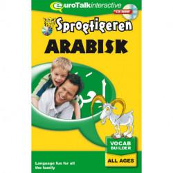 Arabisk, kursus for børn CD-ROM